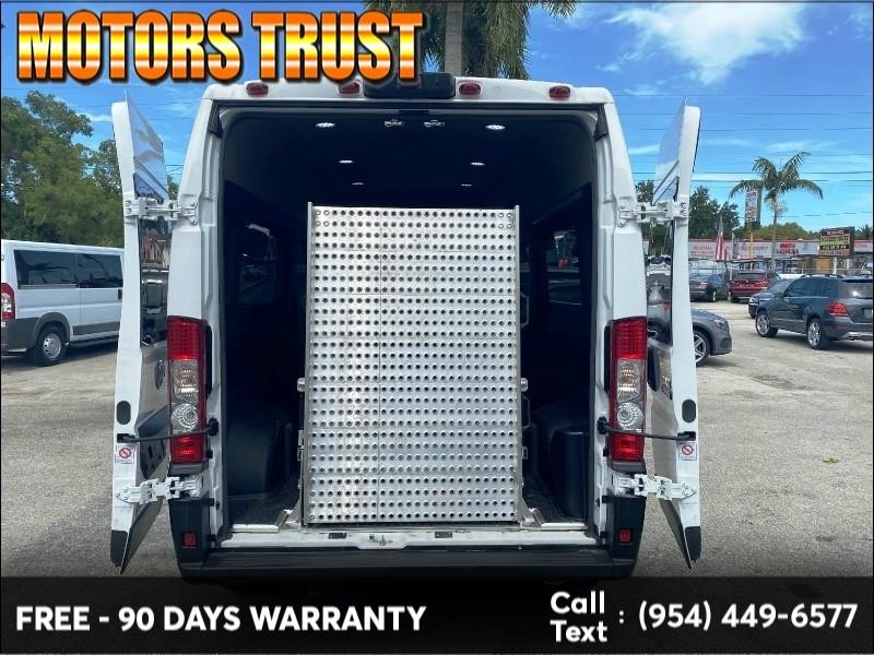 RAM ProMaster Window Van 2019 price $38,999