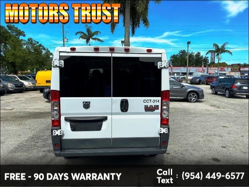 RAM ProMaster Cargo Van 2016 price $19,299