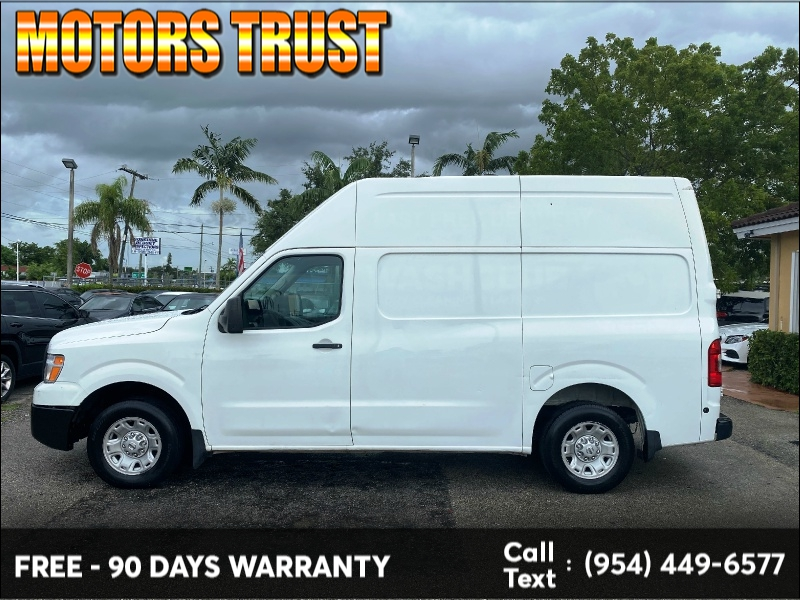 Nissan NV 2016 price $12,999