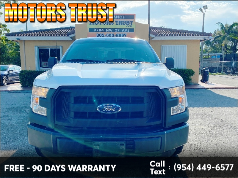 Ford F-150 2015 price $13,499