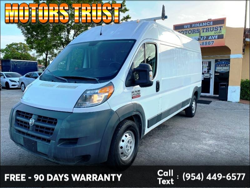 RAM ProMaster Cargo Van 2015 price $17,999