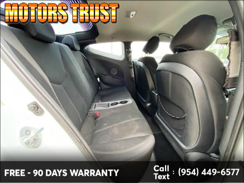Hyundai Veloster 2013 price $5,199