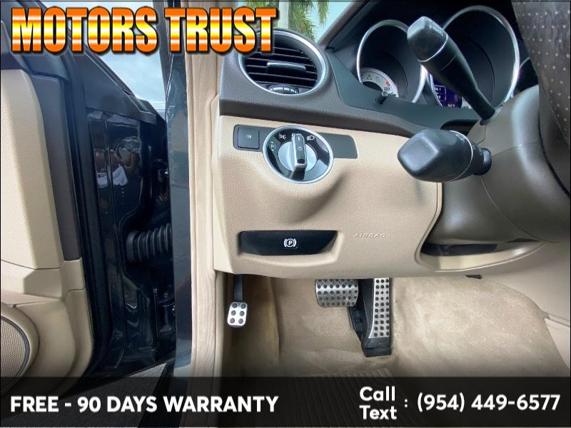 Mercedes-Benz C-Class 2012 price $8,999