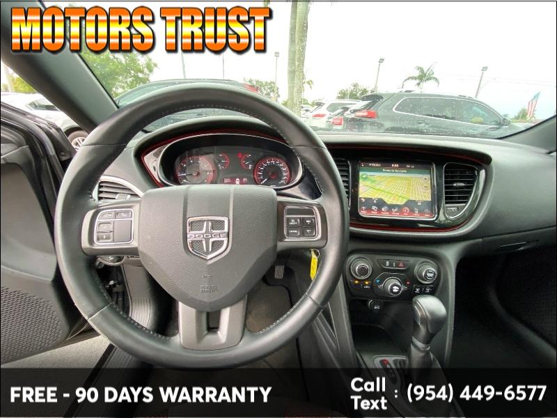 Dodge Dart 2015 price $6,999