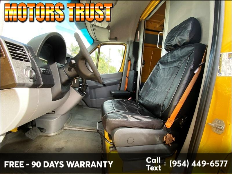 Freightliner Sprinter 2013 price $16,599