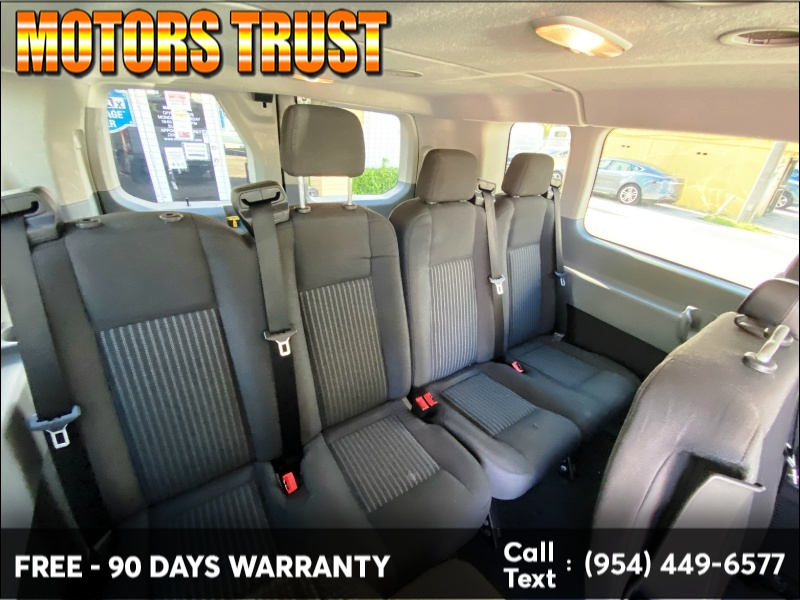 Ford Transit Wagon 2016 price $11,999