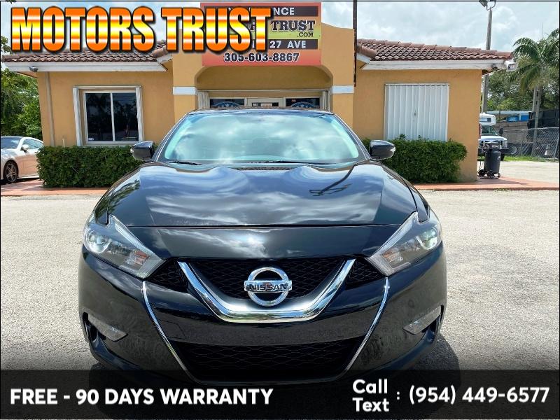 Nissan Maxima 2016 price $14,999