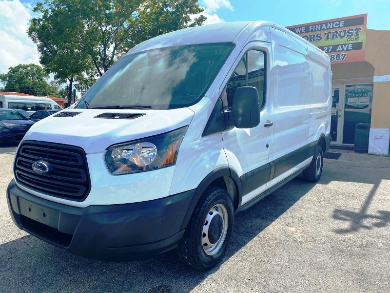 Ford Transit Van 2019 price $28,399