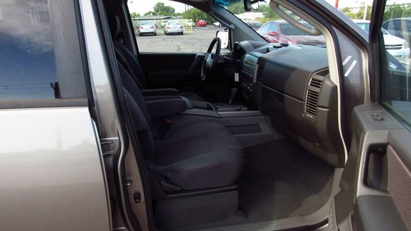 Nissan Armada 2006 price $6,590