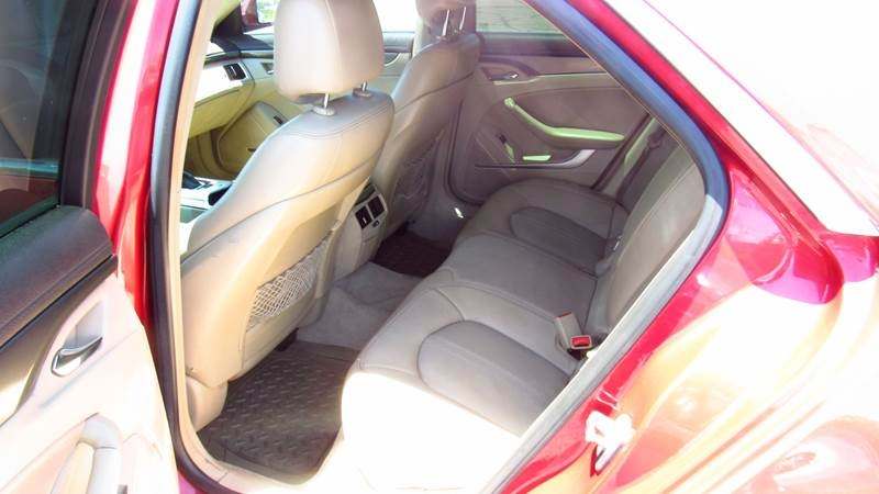 Cadillac CTS 2008 price $5,990