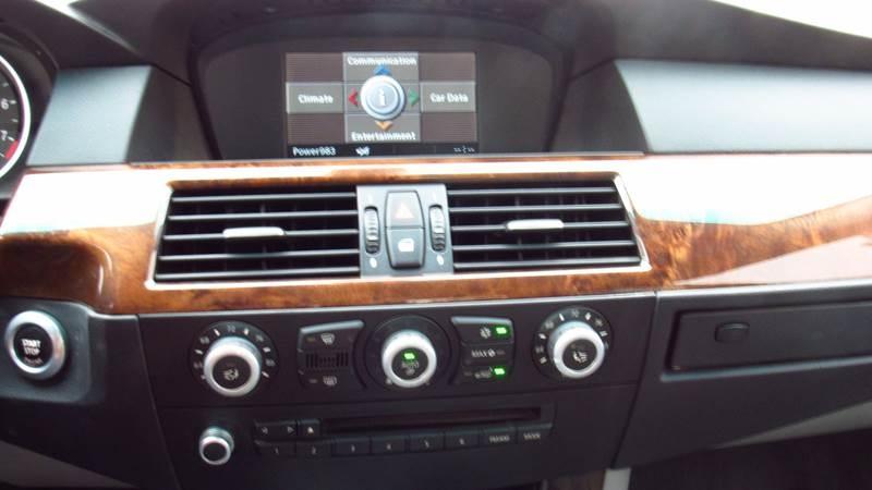 BMW 5 Series 2008 price $6,800
