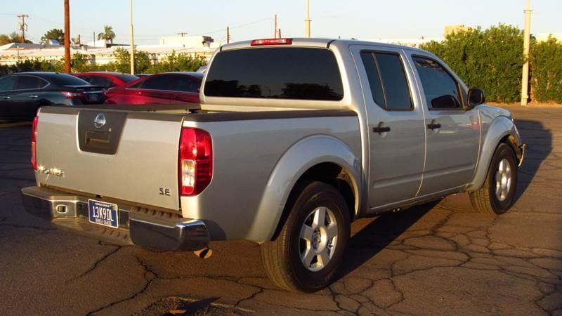 Nissan Frontier 2007 price $8,990