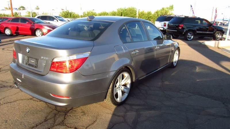 BMW 5 Series 2008 price $6,000