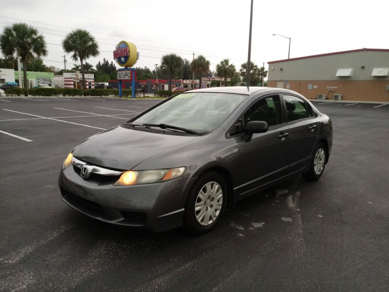 HONDA CIVIC 2007 price $3,400