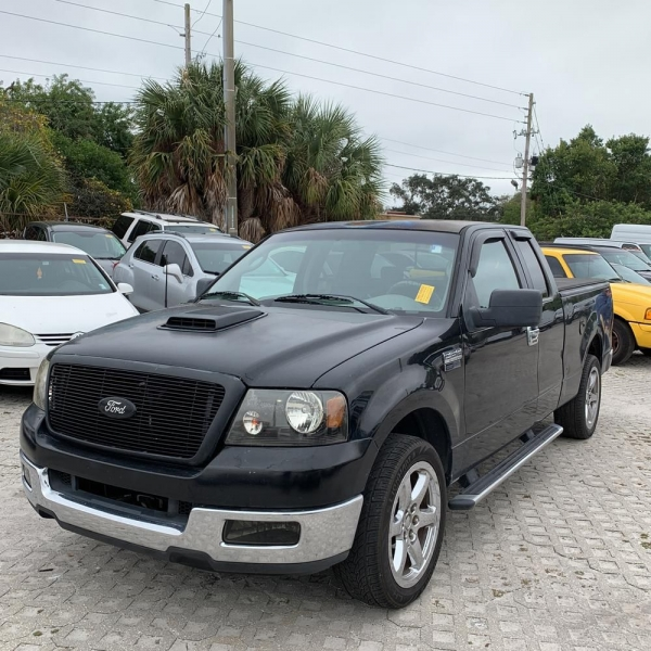 FORD F150 2005 price $4,800