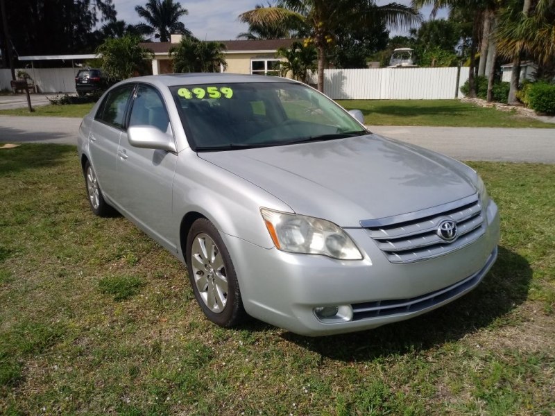 TOYOTA AVALON 2007 price $3,700