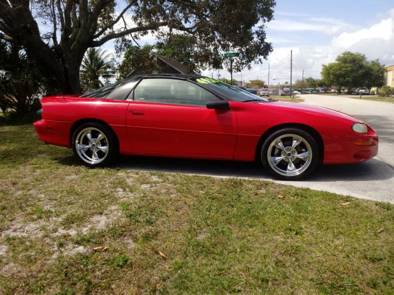 CHEVROLET CAMARO 1998 price $4,000
