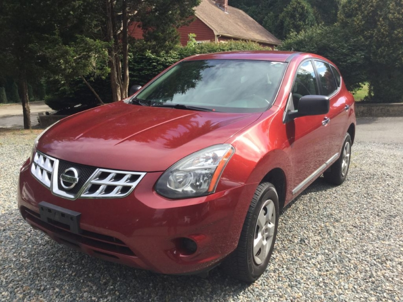 NISSAN ROGUE SELECT 2015 price $6,588