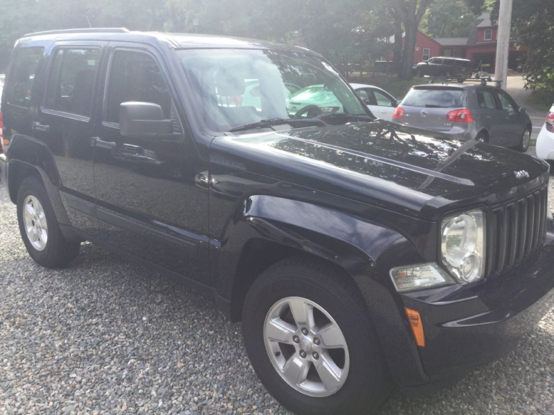 JEEP LIBERTY 2012 price $6,488