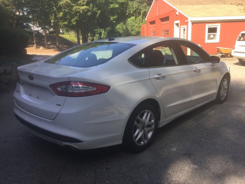 FORD FUSION 2014 price $8,488