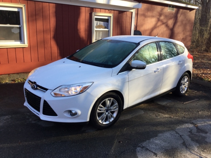 FORD FOCUS 2012 price $4,788