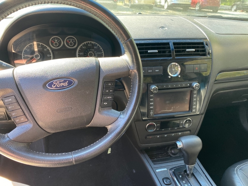 FORD FUSION 2009 price $4,488
