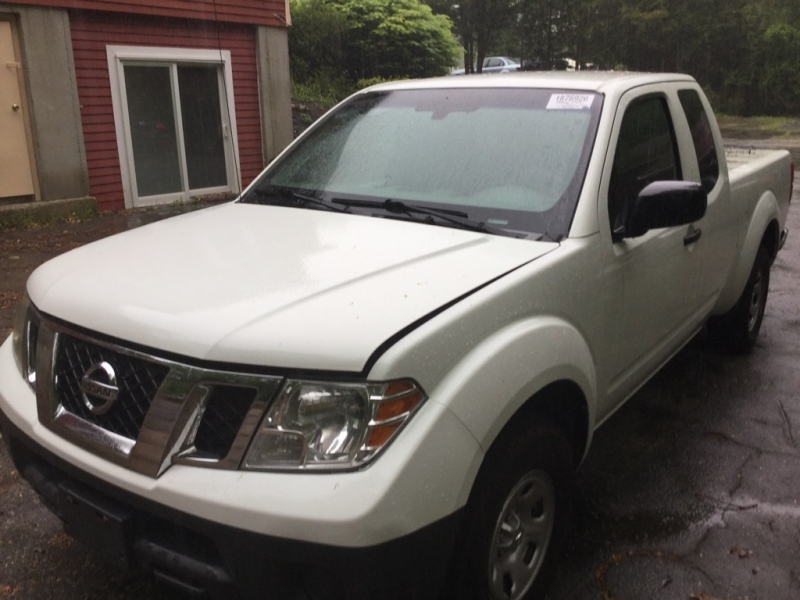 NISSAN FRONTIER 2013 price $6,688