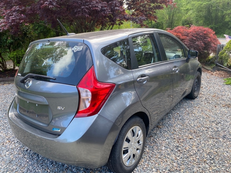 NISSAN VERSA NOTE 2016 price $7,488