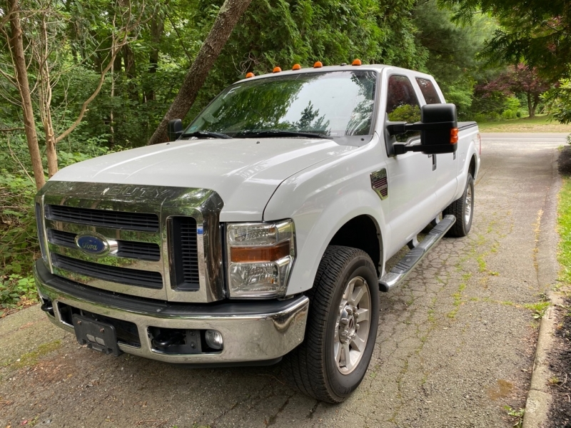FORD F350 2008 price $17,900
