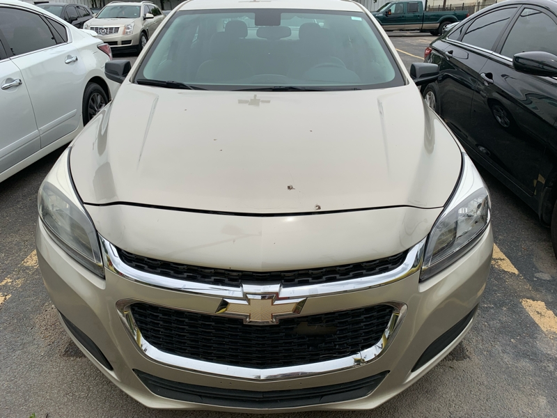 Chevrolet MALIBU LS 2015 price $8,995