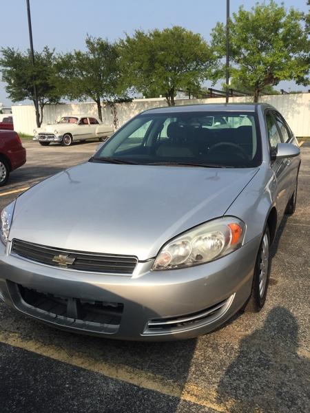 Chevrolet Impala 2008 price $3,980 Cash