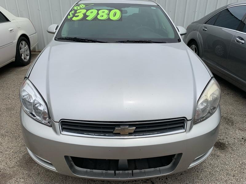Chevrolet Impala 2008 price $2,250 Cash
