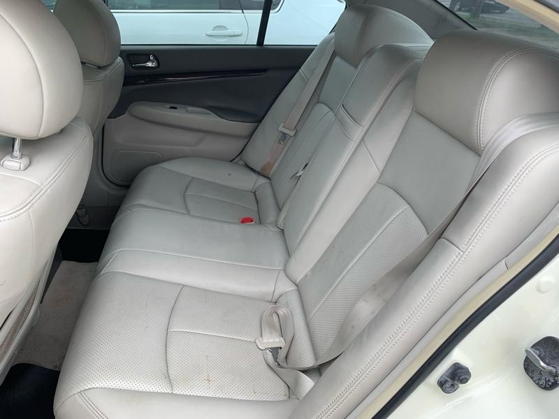 Infiniti G37 Sedan 2011 price $8,995