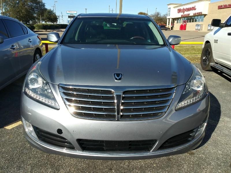 Hyundai Equus 2015 price $26,400