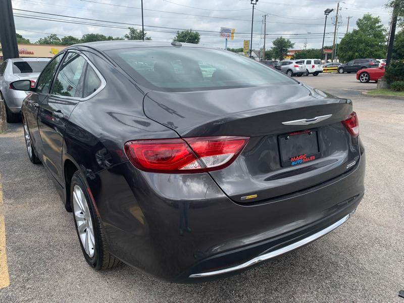 Chrysler 200 2015 price $5,995