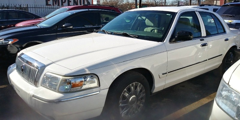 Mercury Grand Marquis 2008 price $7,900