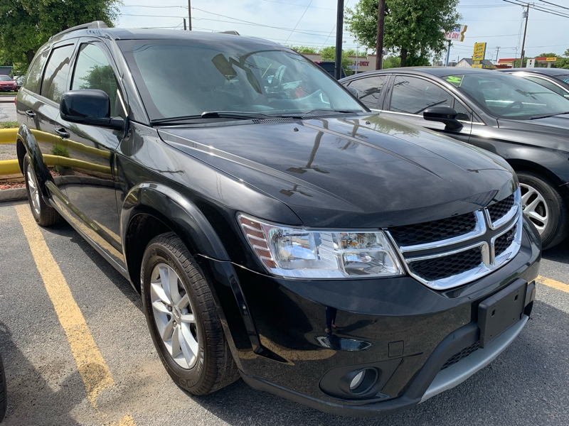 Dodge Journey 2016 price $14,650