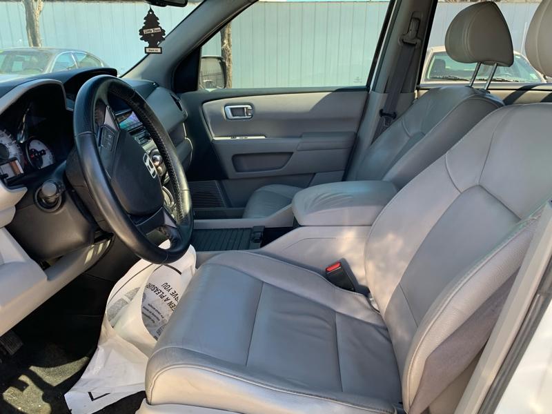 Honda Pilot 2012 price $11,900