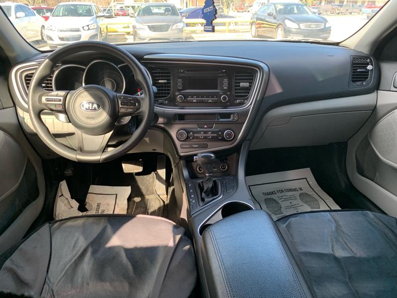 Kia Optima 2015 price $14,890