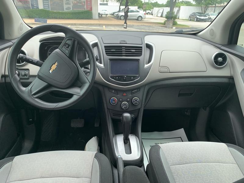 Chevrolet Trax 2015 price $11,390