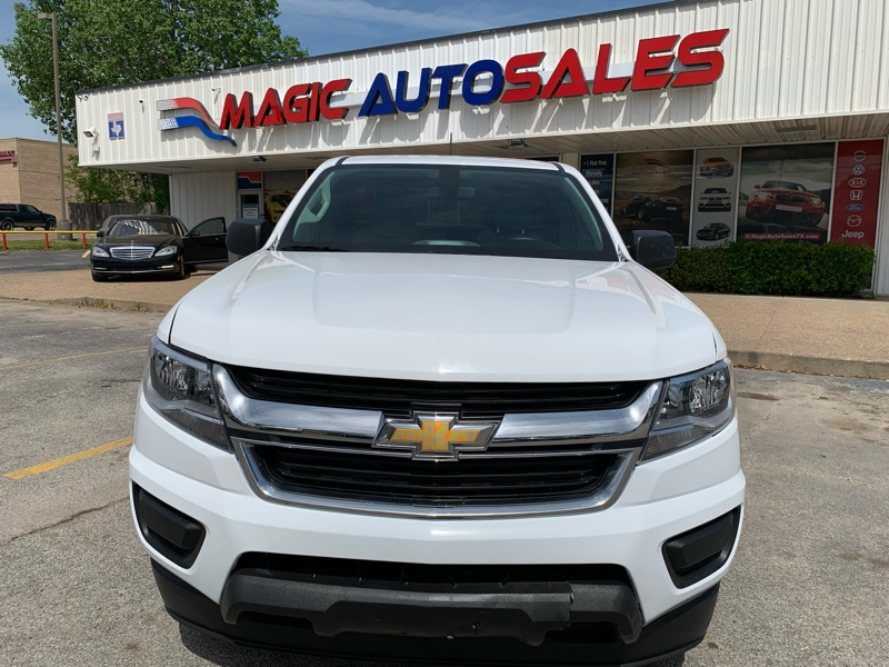 Chevrolet Colorado 2018 price $19,990