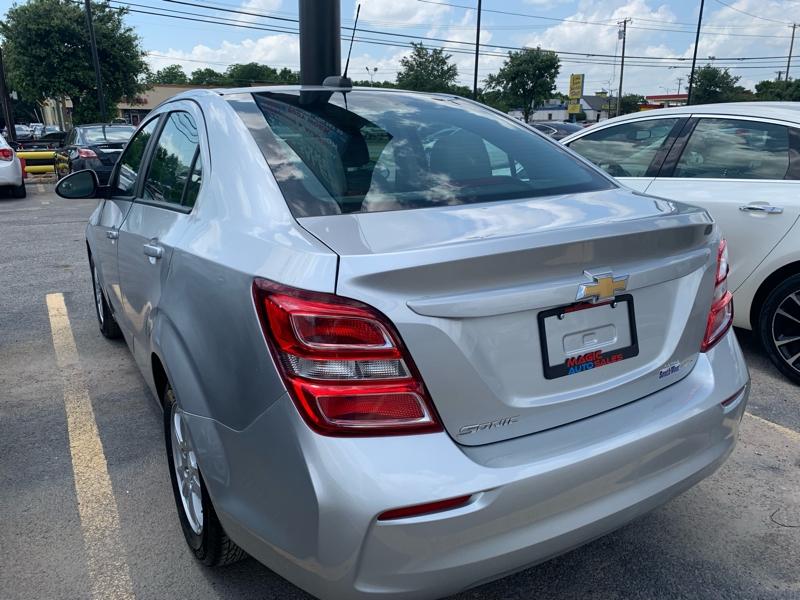 Chevrolet Sonic 2017 price $13,890