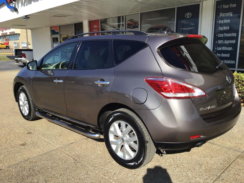 Nissan Murano 2011 price $13,900