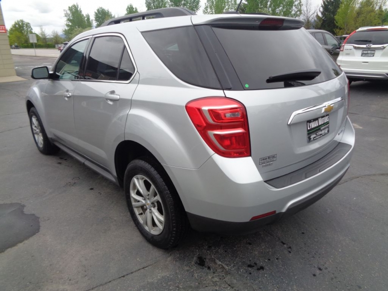 CHEVROLET EQUINOX 2016 price Call for Pricing