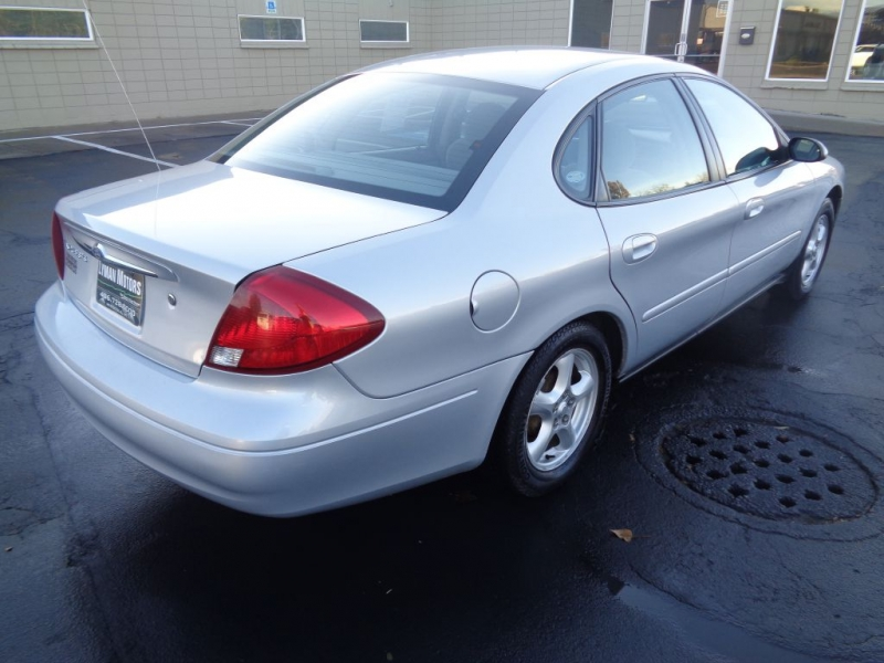 FORD TAURUS 2003 price Call for price