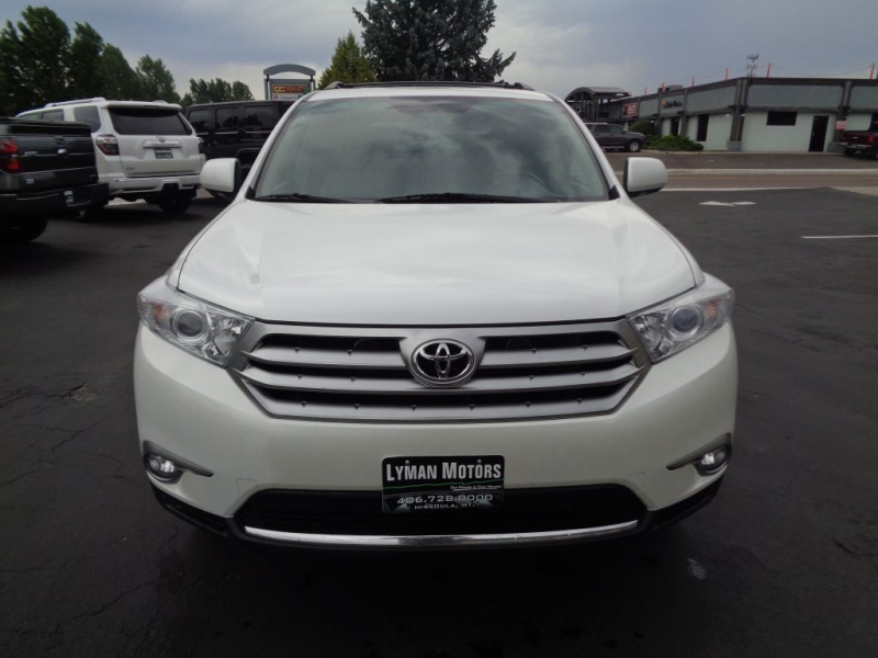 TOYOTA HIGHLANDER 2013 price Call for price