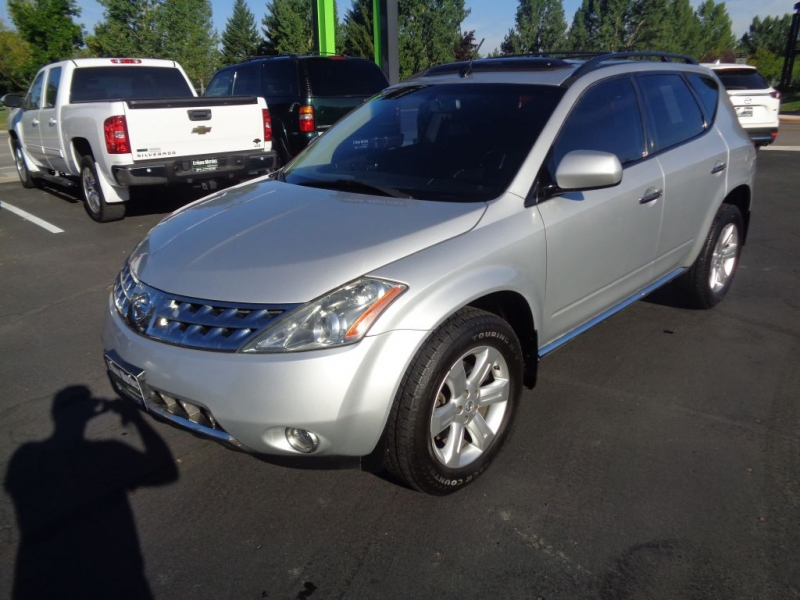 NISSAN MURANO 2006 price Call for price