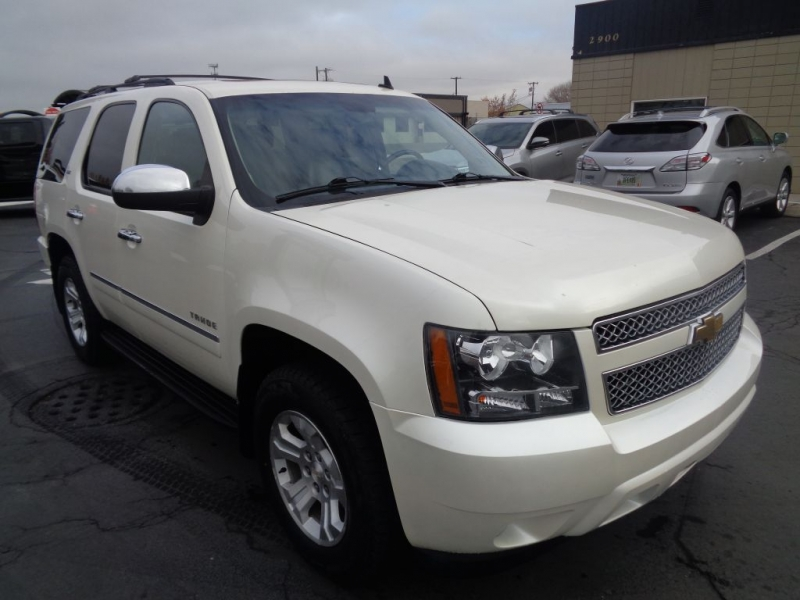 CHEVROLET TAHOE 2011 price Call for price