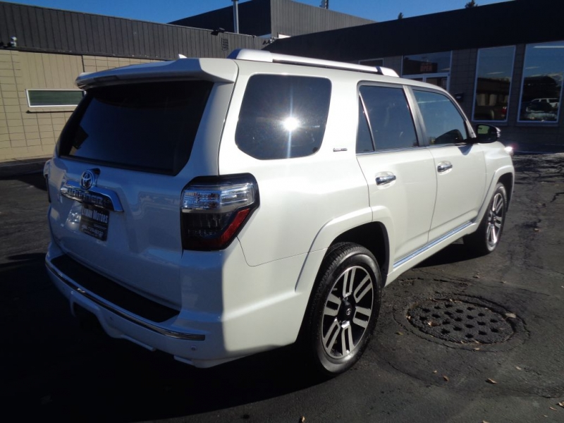 TOYOTA 4RUNNER 2015 price Call for price