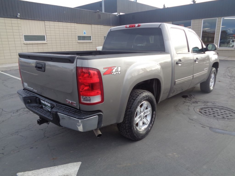 GMC SIERRA 2013 price Call for price